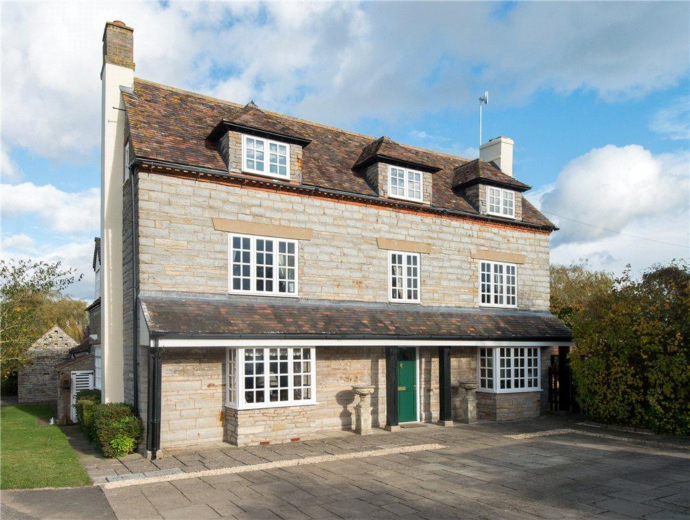 5 Bedrooms Detached House for sale in Hoden Lane, Cleeve Prior, Evesham, Worcestershire, WR11