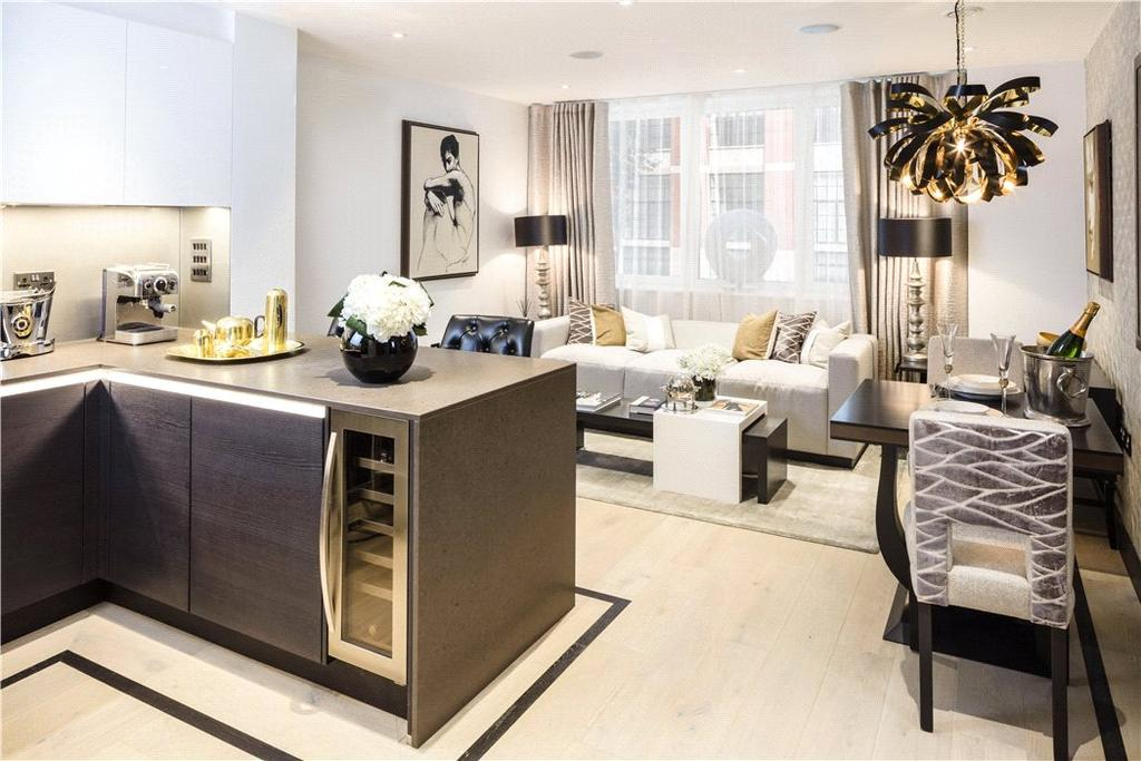 3 Bedrooms Flat for sale in Chapter St, London, SW1P