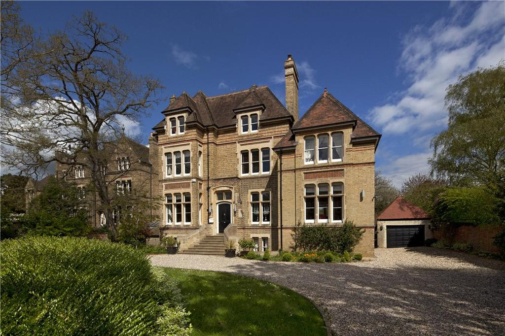 6 Bedrooms Detached House for sale in Bradmore Road, Oxford, Oxfordshire, OX2