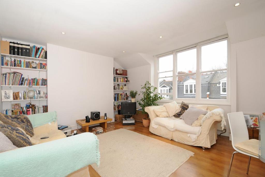 1 Bedroom Flat for sale in Milton Avenue, Highgate, N6