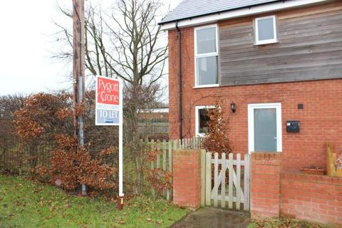3 bedroom end of terrace house to rent - Riseholme Road, Lincoln, LN1