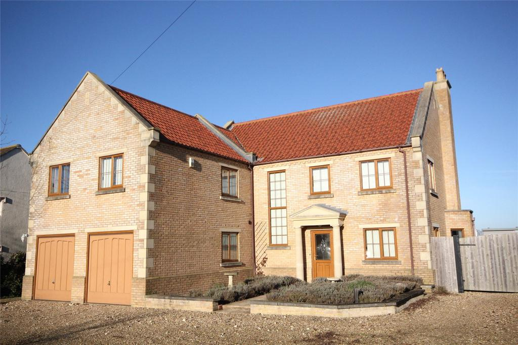 5 Bedrooms Detached House for sale in Paper Mill Lane, Evedon, NG34
