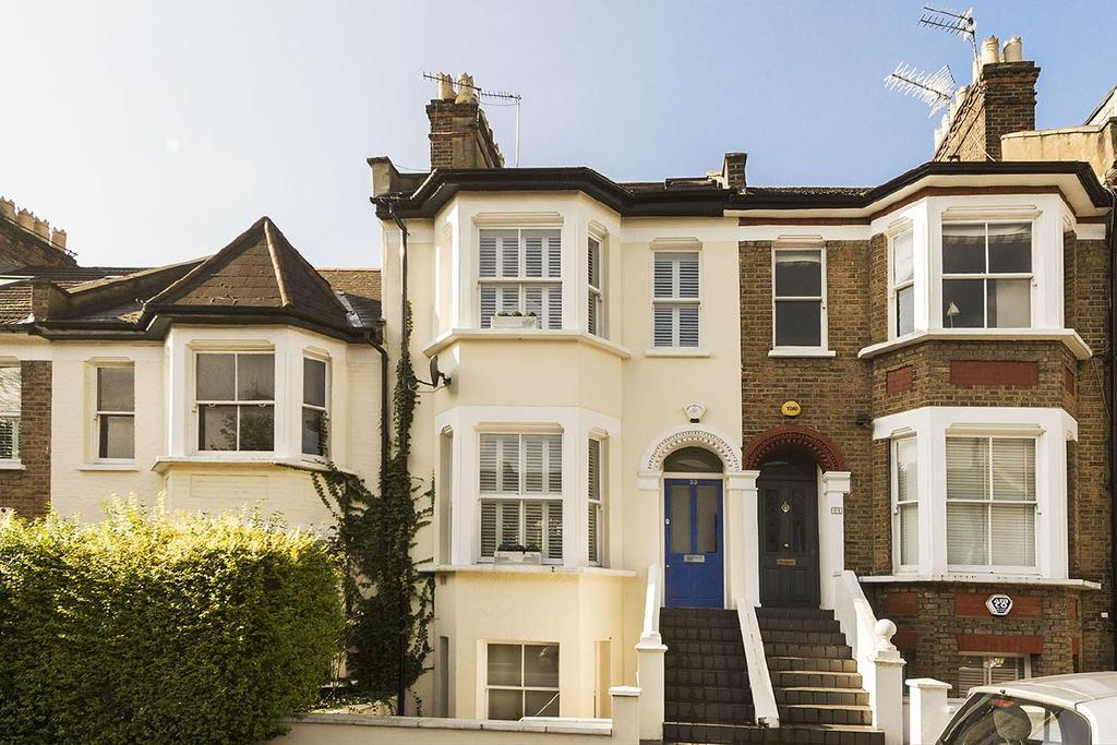 3 Bedrooms Terraced House for sale in Sumatra Road, West Hampstead, NW6
