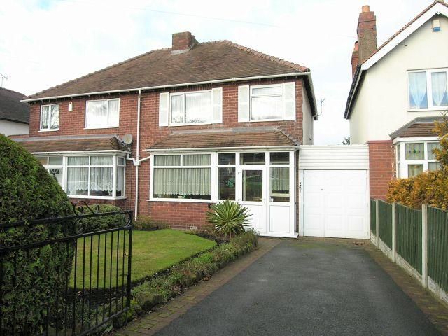 3 Bedrooms Semi Detached House for sale in Wolverhampton Road,Pelsall,Walsall
