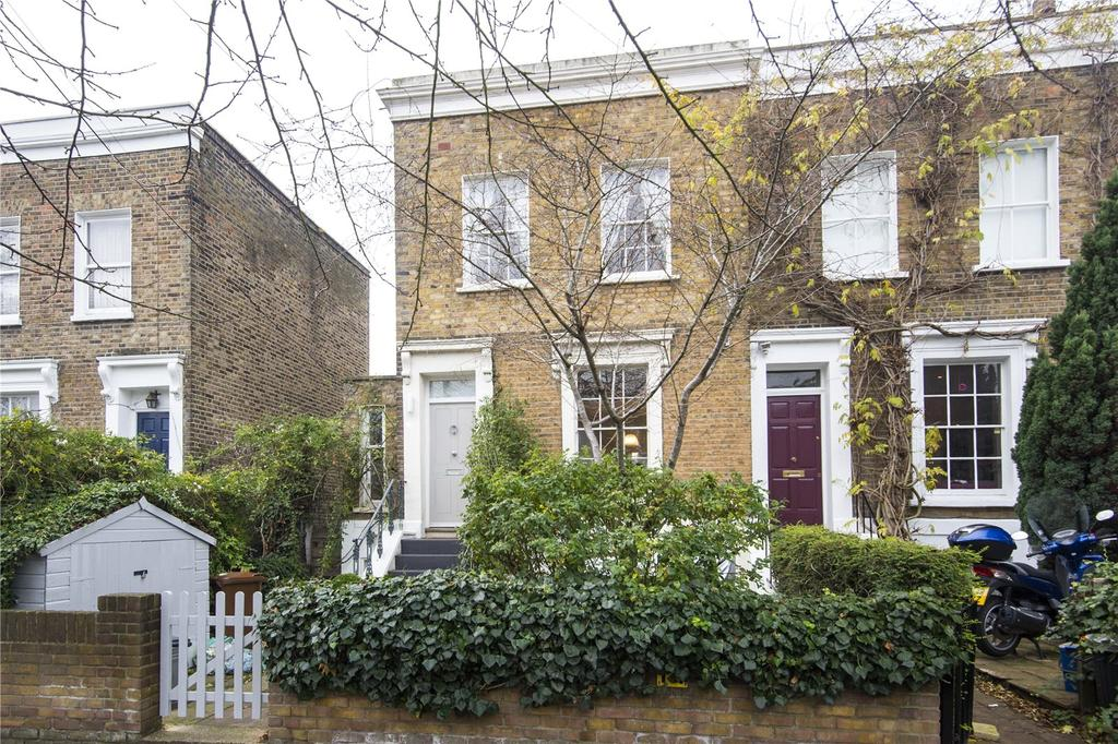 3 Bedrooms Semi Detached House for sale in Lawford Road, London, N1