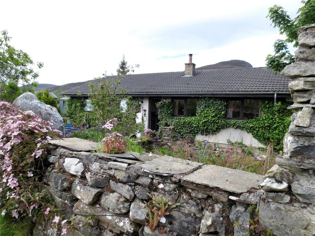 3 Bedrooms Detached Bungalow for sale in Eilean Ron, Strathtongue, Tongue, By Lairg, Highland, IV27