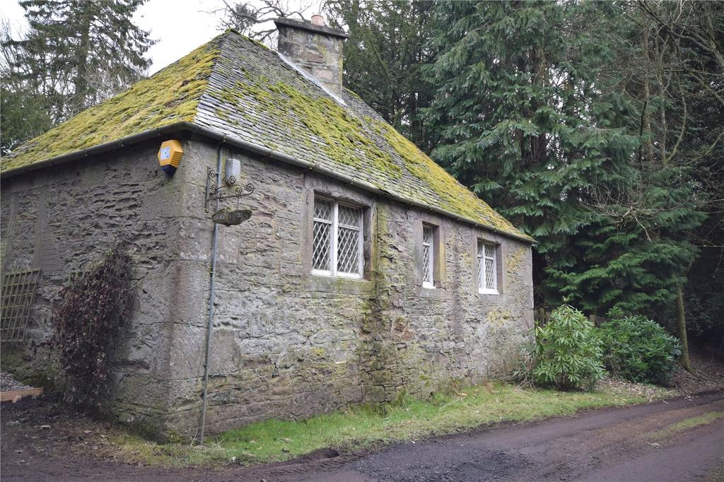 1 Bedroom Detached Bungalow for rent in Brownies Cottage, St. Martins, Perth, Perth and Kinross, PH2