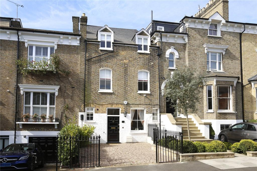 3 Bedrooms Terraced House for sale in Ridgway Place, Wimbledon, London, SW19