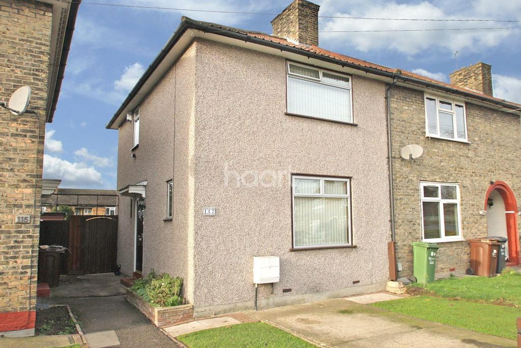2 Bedrooms End Of Terrace House for sale in Hatfield Road