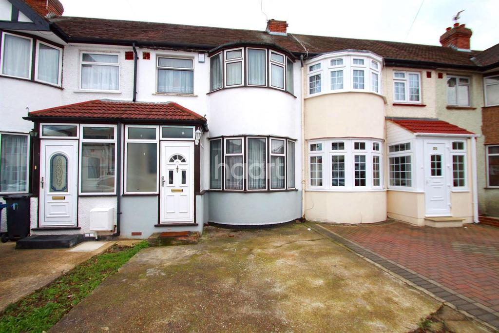 3 Bedrooms Terraced House for sale in Southhall