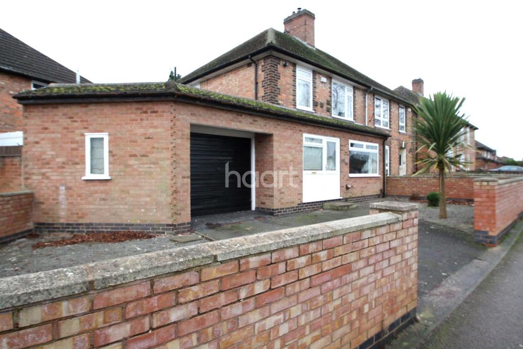 3 Bedrooms Semi Detached House for sale in Southfields Drive, Leicester