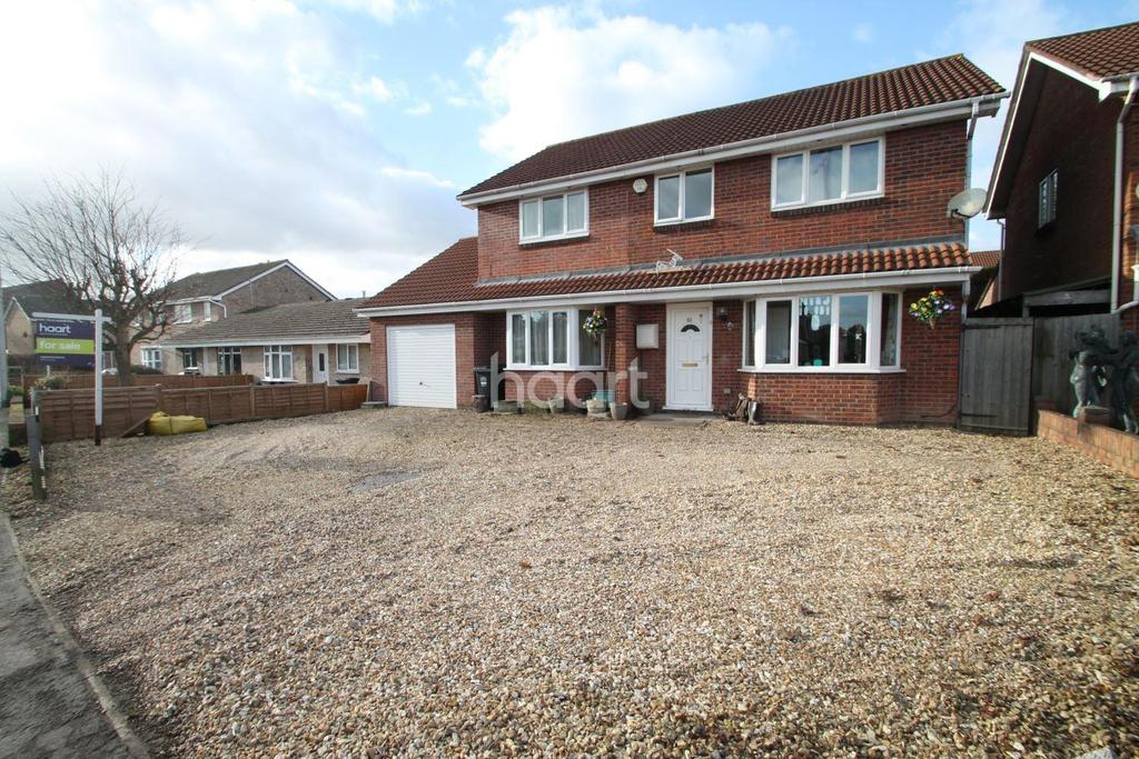 5 Bedrooms Detached House for sale in Becket Road, Weston-super-Mare