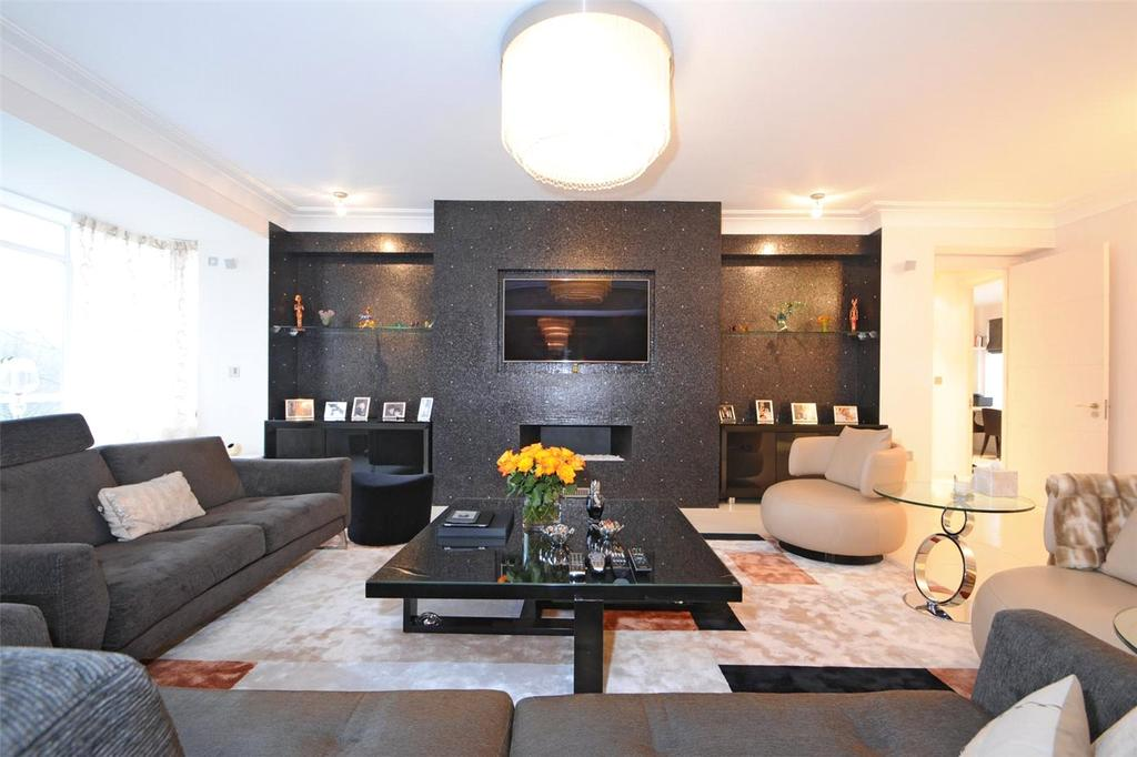 3 Bedrooms Flat for sale in Viceroy Court, Prince Albert Road, St John's Wood, London, NW8