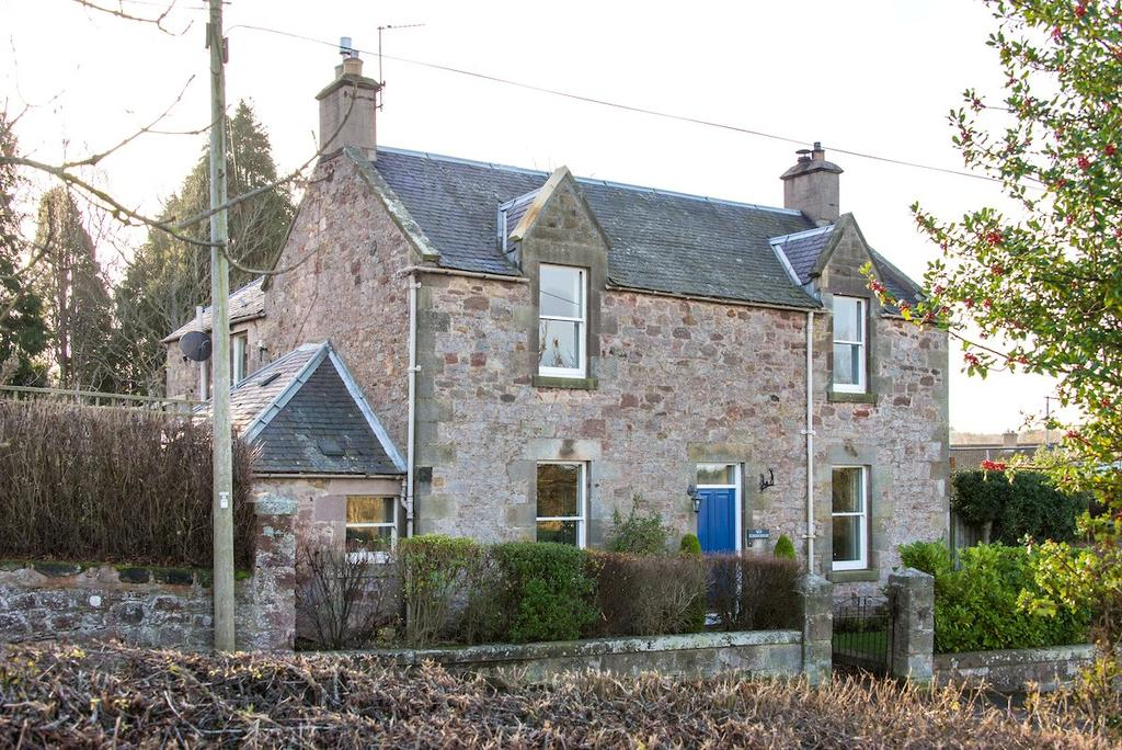4 Bedrooms Detached House for sale in The Old Schoolhouse, Duns Road, Gifford, Haddington, East Lothian