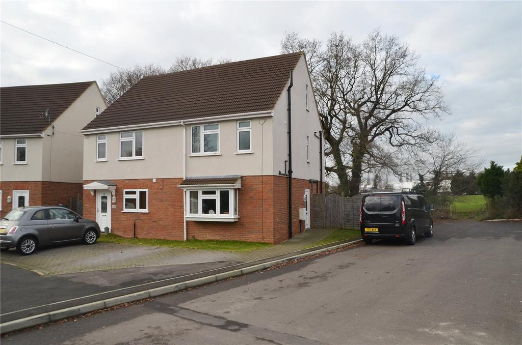 3 Bedrooms Semi Detached House for sale in Glamis Way, Calcot, Reading, Berkshire, RG31