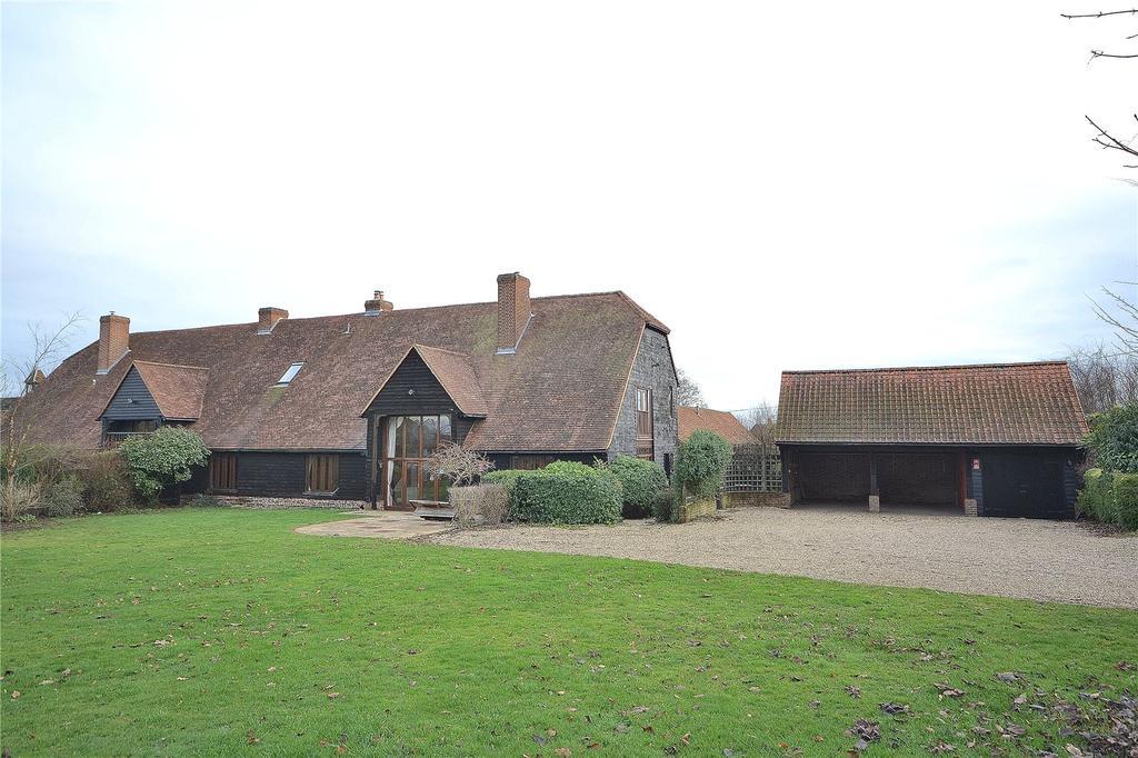 4 Bedrooms Semi Detached House for sale in Grange Green, Tilty, Dunmow, Essex