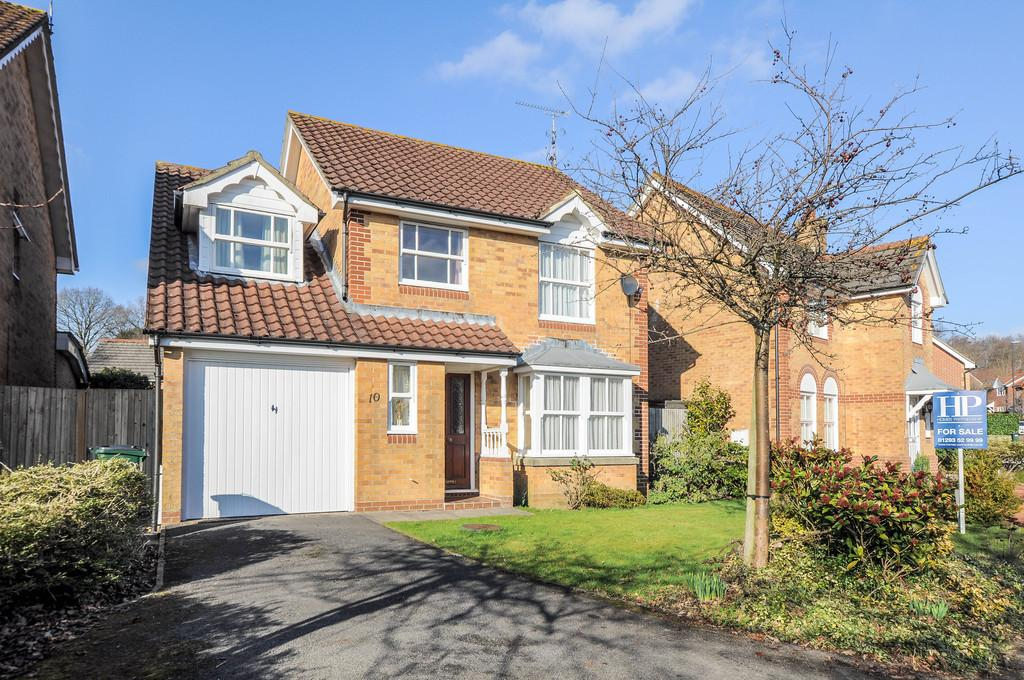 4 Bedrooms Detached House for sale in MAIDENBOWER