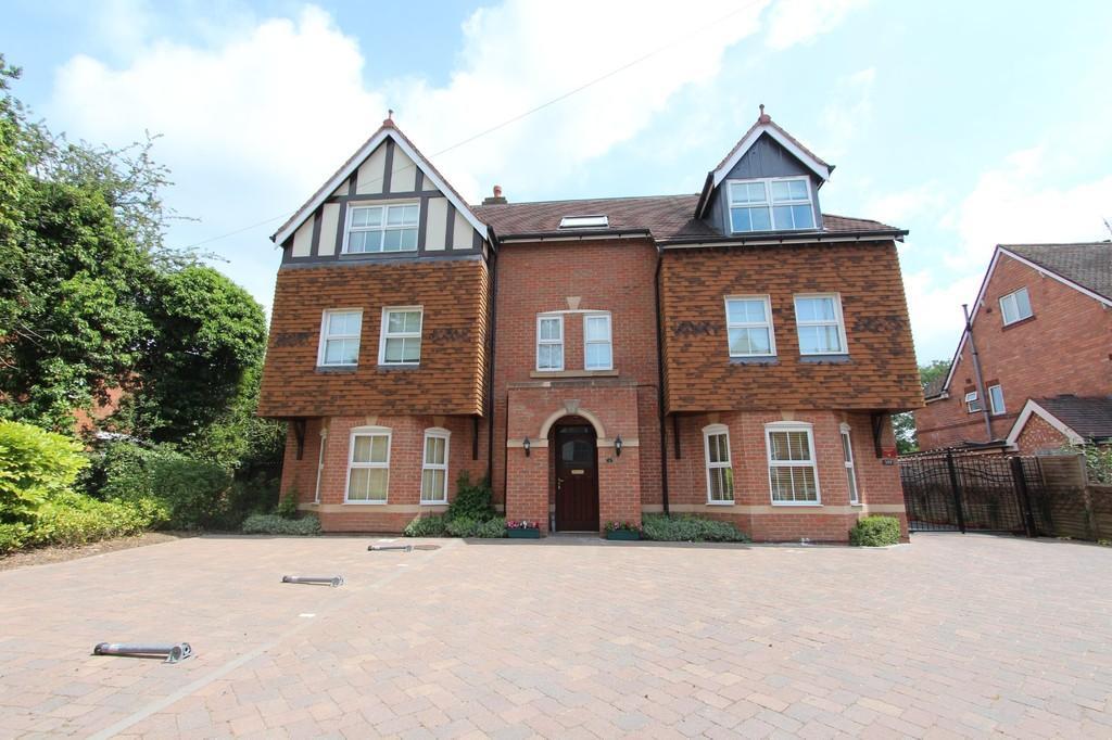 2 Bedrooms Apartment Flat for sale in Station Road, Dorridge