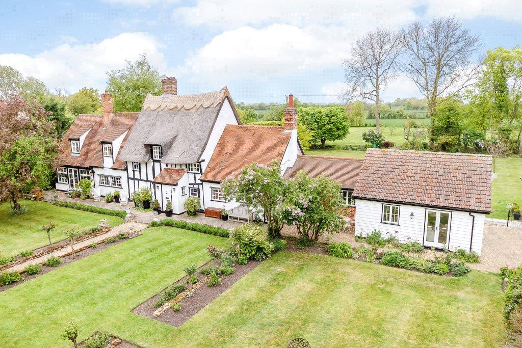 4 Bedrooms Detached House for sale in Priory Green, Edwardstone, Sudbury, Suffolk, CO10