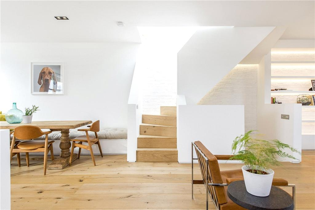3 Bedrooms Apartment Flat for sale in Sinclair Road, Brook Green, London, W14