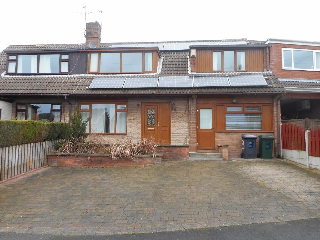 3 Bedrooms Semi Detached House for sale in Osborne Road, Kiveton Park