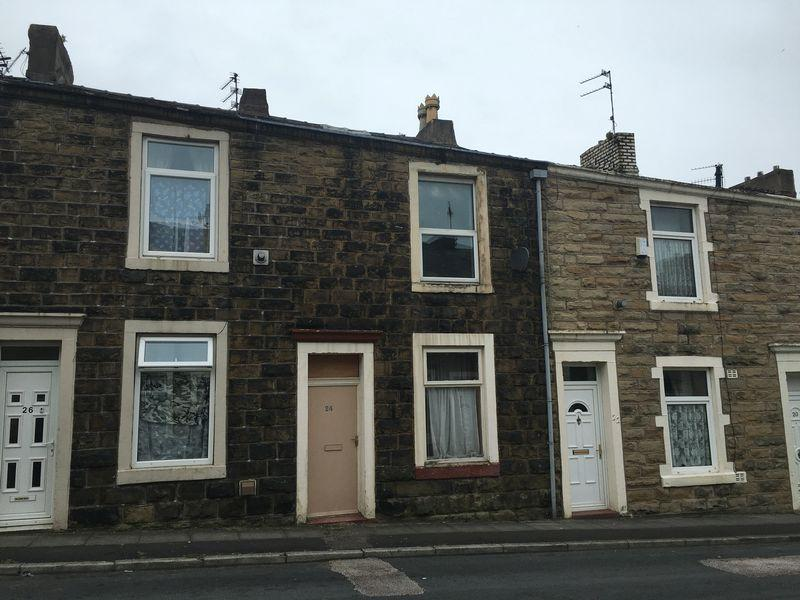2 Bedrooms Terraced House for sale in Percy Street, Accrington