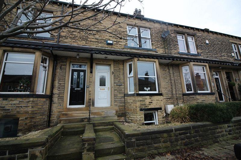 3 Bedrooms Terraced House for sale in Abbey Walk South, Halifax