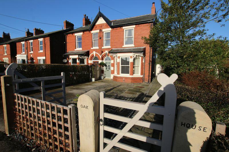 4 Bedrooms Semi Detached House for sale in Chapel Lane, New Longton