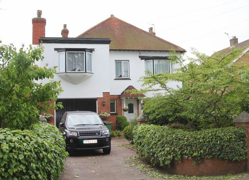 4 Bedrooms Detached House for sale in Newingreen