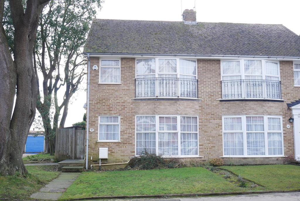3 Bedrooms Semi Detached House for sale in Vicarage Road, Old Town, Eastbourne, BN20