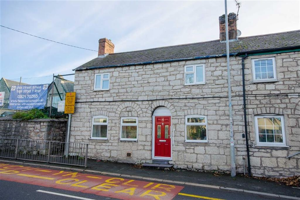 3 Bedrooms End Of Terrace House for sale in Rhos Street, Ruthin
