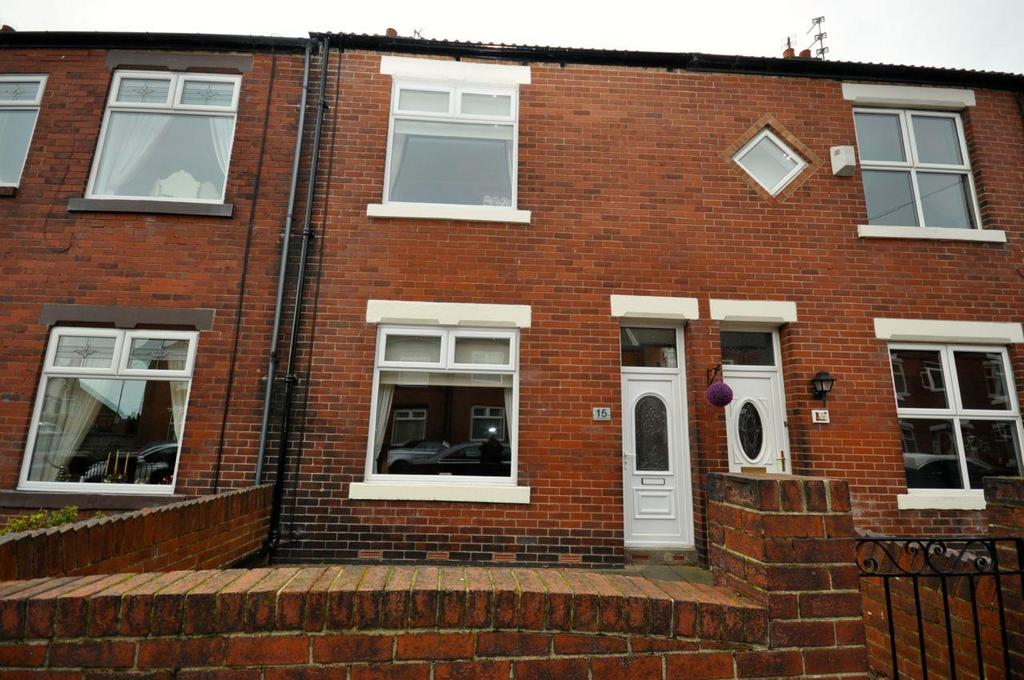 2 Bedrooms Terraced House for sale in Primrose Crescent, Fulwell, Sunderland