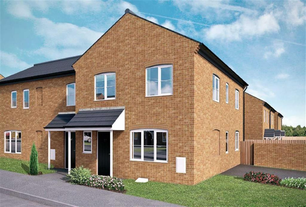 3 Bedrooms Semi Detached House for sale in Beckfield, Catterick Garrison, North Yorkshire