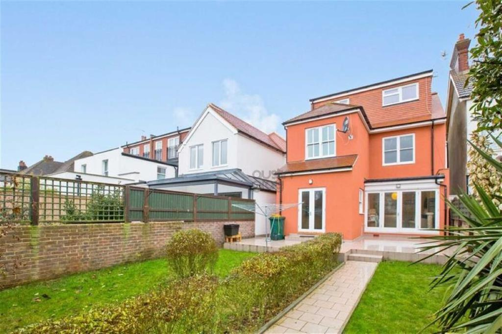 5 Bedrooms Detached House for sale in Glebe Villas, Hove
