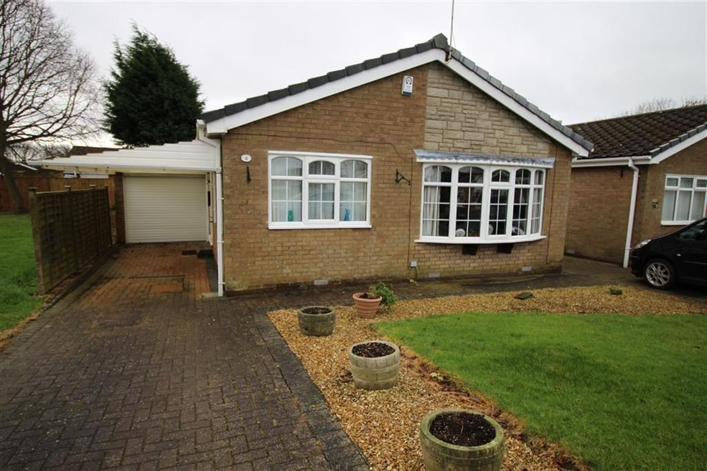2 Bedrooms Detached Bungalow for sale in Aidan Close, Newcastle Upon Tyne, NE13