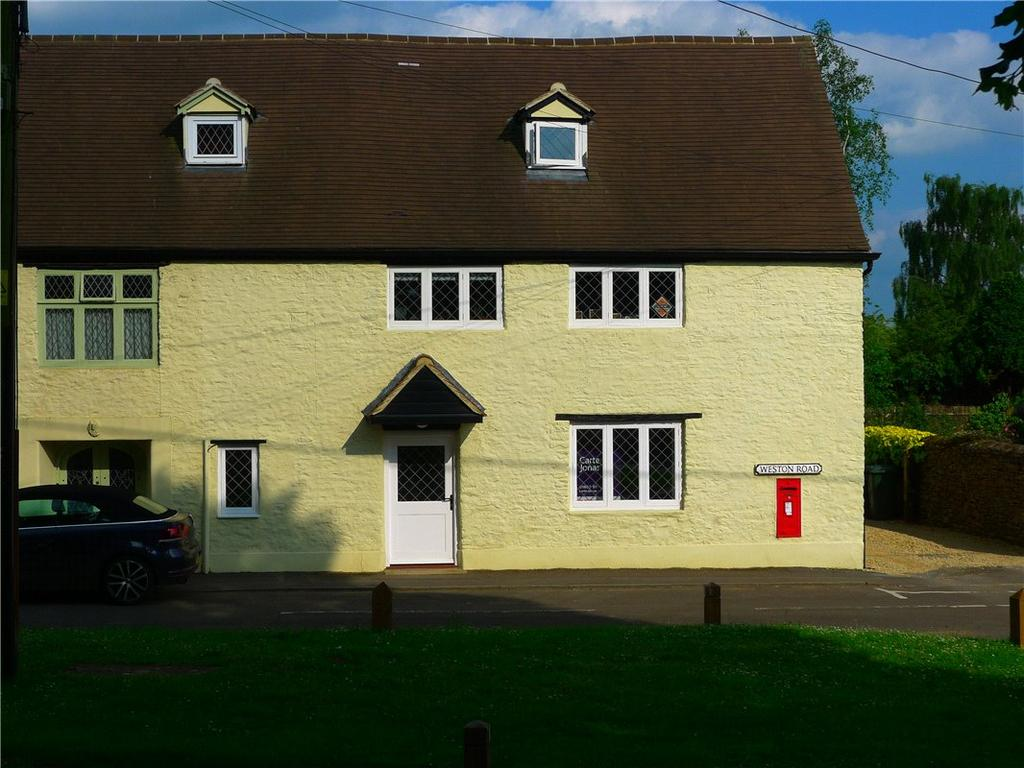 2 Bedrooms Apartment Flat for sale in The Old Post Office Stores, Weston Road, Bletchingdon, Kidlington, OX5