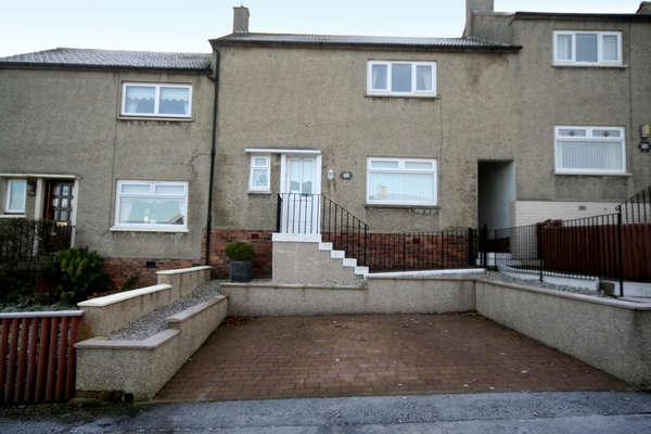 3 Bedrooms Terraced House for sale in 104 St. Nicholas Road, Lanark, ML11 7HN