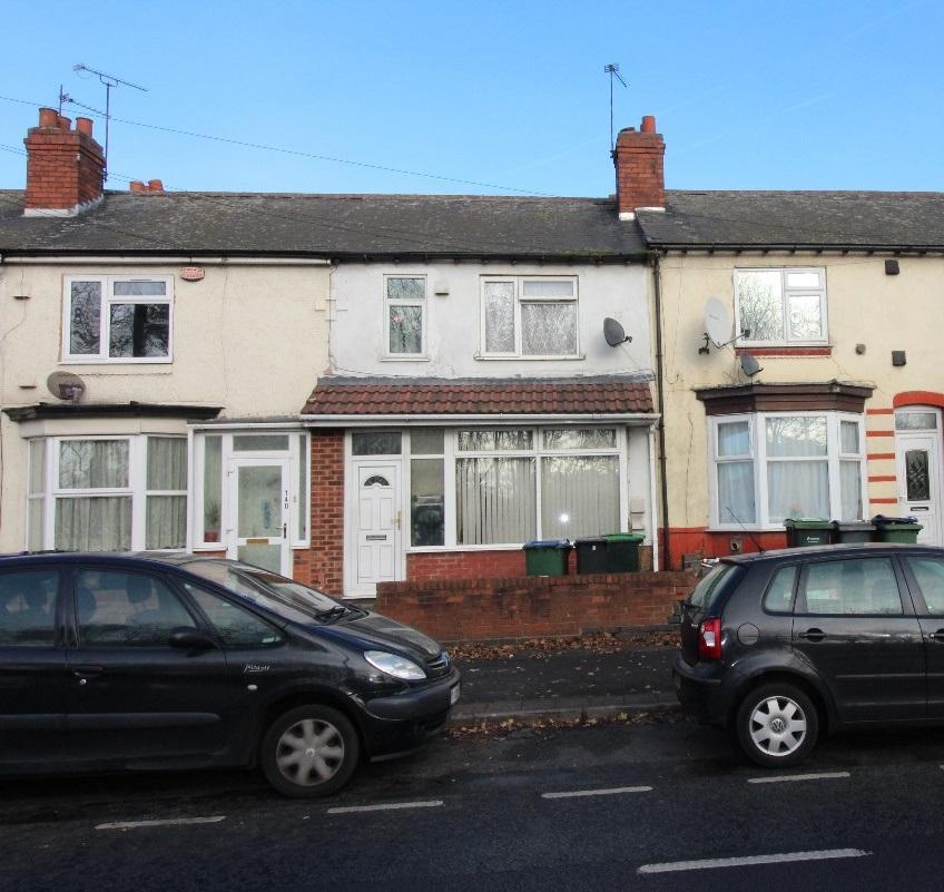 3 Bedrooms Terraced House for sale in Birmingham Road, Oldbury B69
