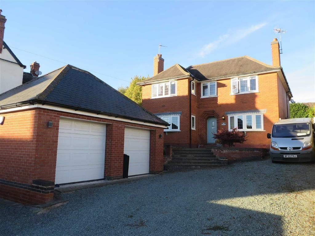 5 Bedrooms Detached House for sale in Station Road, Ratby