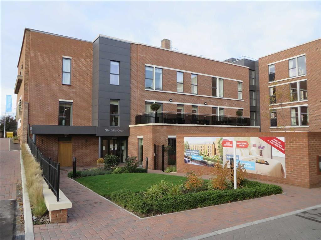1 Bedroom Apartment Flat for sale in Glenhills Court, Glen Parva