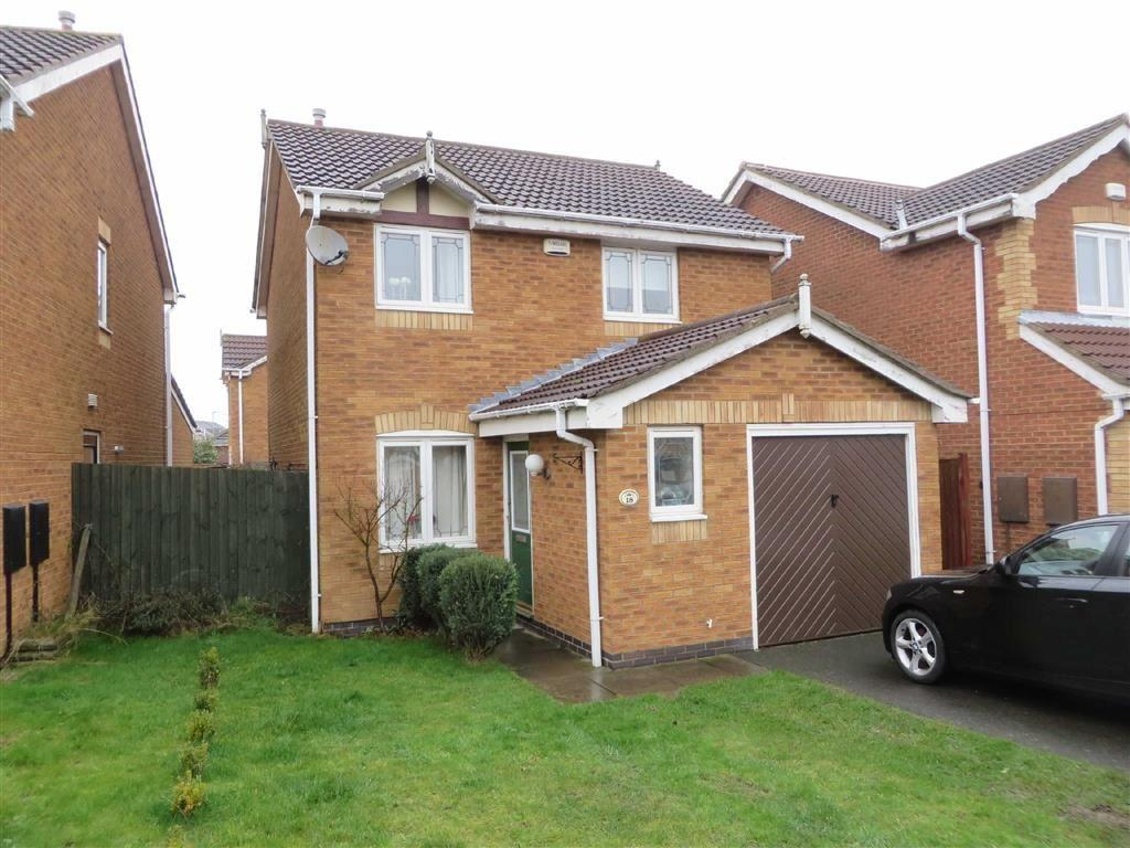 3 Bedrooms Detached House for sale in Kemp Road, Coalville