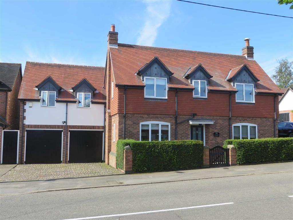 4 Bedrooms Detached House for sale in Main Street, Bagworth