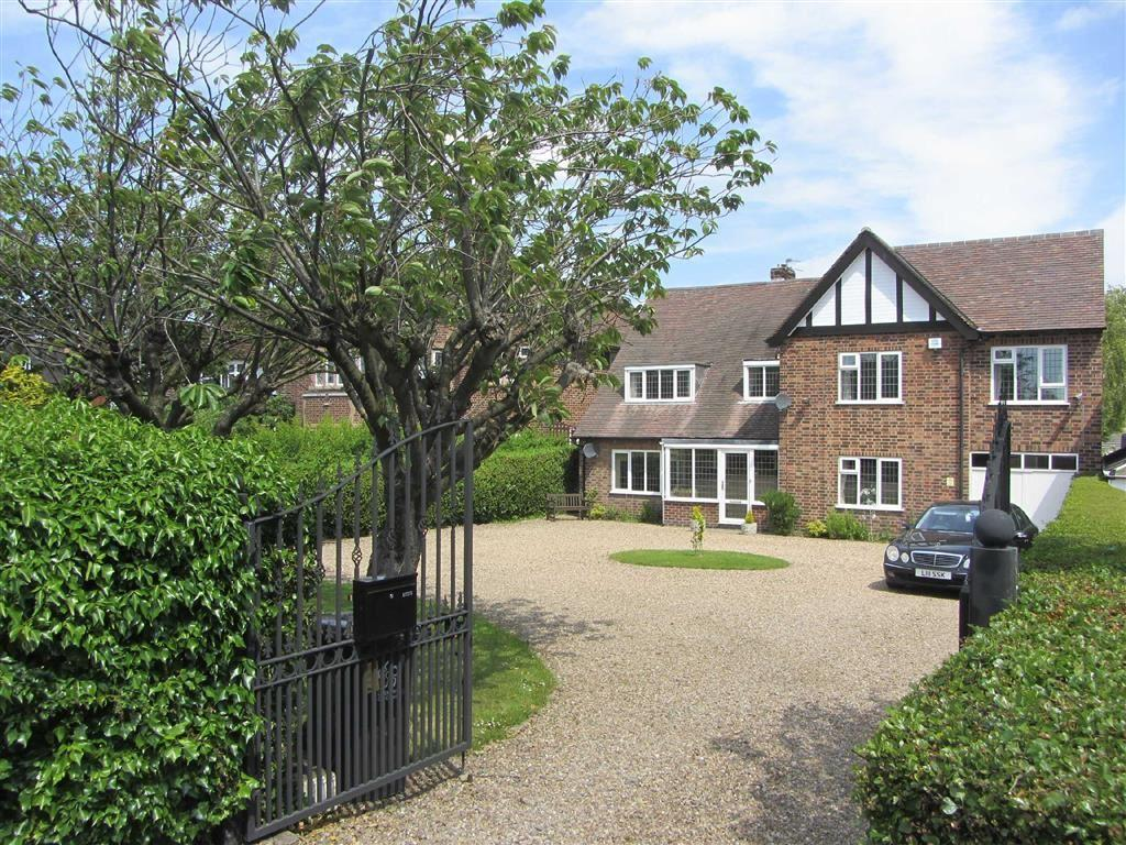 5 Bedrooms Detached House for sale in Uppingham Road, Leicester