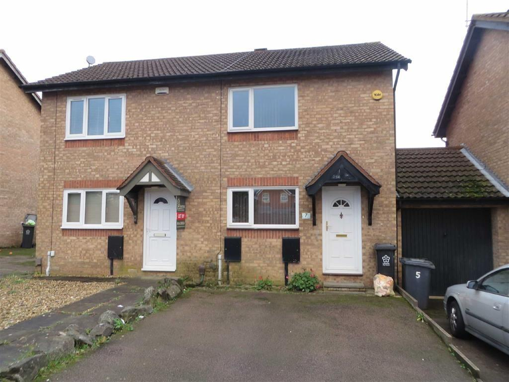 2 Bedrooms Semi Detached House for sale in Ashtree Road, Hamilton