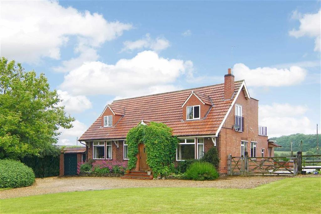 4 Bedrooms Detached House for sale in Station Road, John O' Gaunt