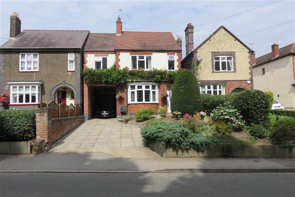 4 Bedrooms Detached House for sale in Barton Road, Barlestone