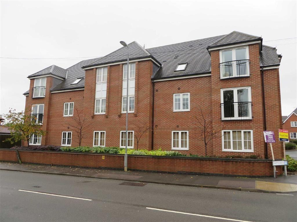 2 Bedrooms Flat for sale in Watts Drive, Shepshed