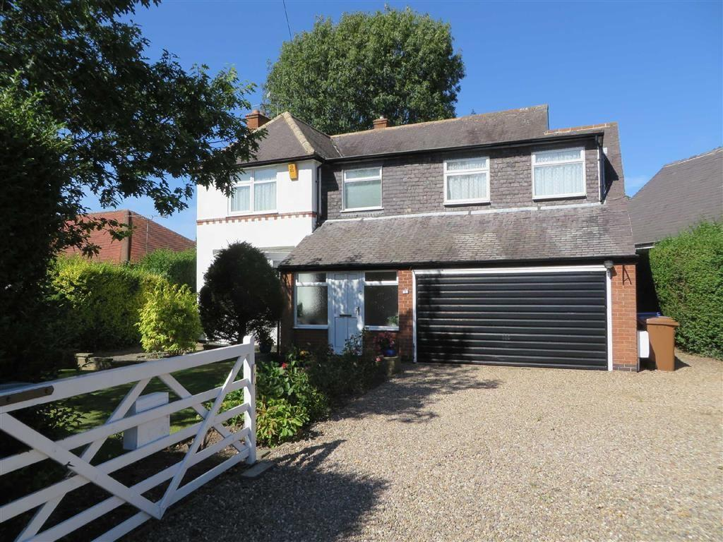 4 Bedrooms Detached House for sale in Manor Road, Desford