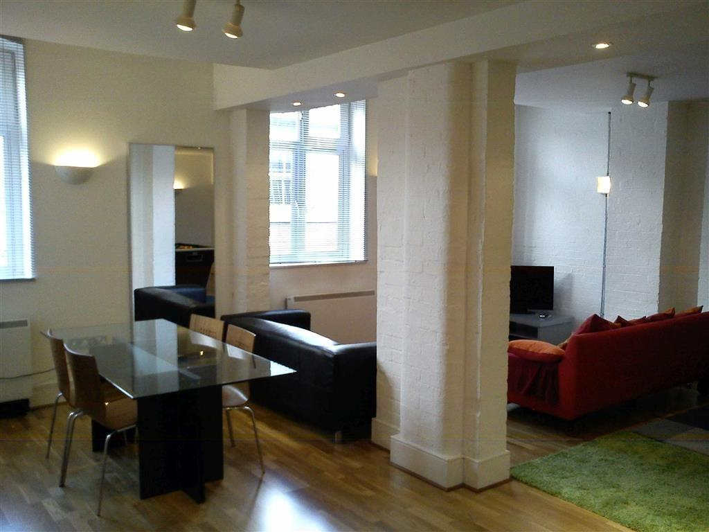 2 Bedrooms Apartment Flat for sale in 11 Newarke Street, Leicester City Centre