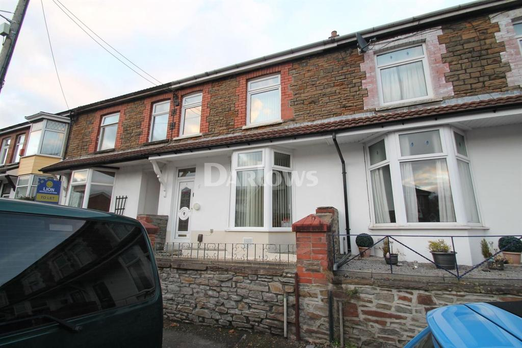 4 Bedrooms Terraced House for sale in James Street, Treforest